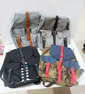Hershel backpacks 13L