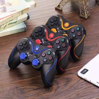 (508)Bluetooth Wireless Joystick Pad Game Console Controller For Playstation PS3