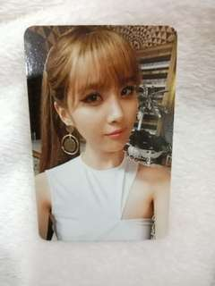Girls' Generation TTS Seohyun Holler Photocard