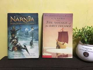 NARNIA: The Lion... + Voyage of the Dawn Threader