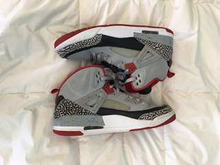 Nike Jordan Spizike Wolf Grey