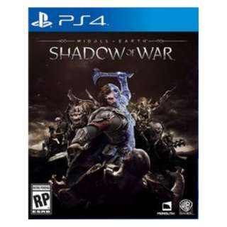 PS4 Middle-earth: Shadow of War (R3)