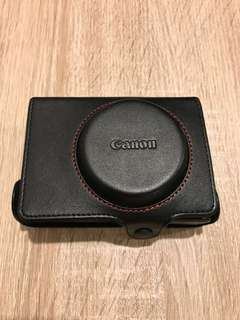 Canon G7X Mark I Case