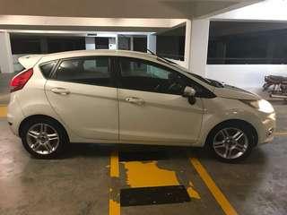 Ford Fiesta 1.6A