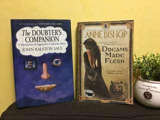 The Doubter's Companion + Dreams Made Flesh