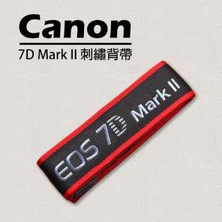 Canon 7D2剌繡背帶 另售其他型號背帶5Ds 6D 70D 600D 650D 700D