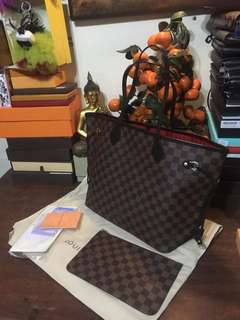 LV Neverfull Sale P7,500 only