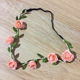 F21 flower crown