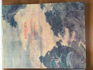 Sotheby's Auction book