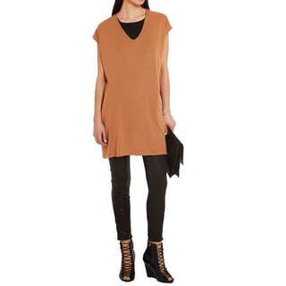 Rick Owens loose fit tunic