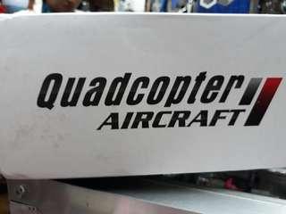 Quadcopter Drone Aircraft