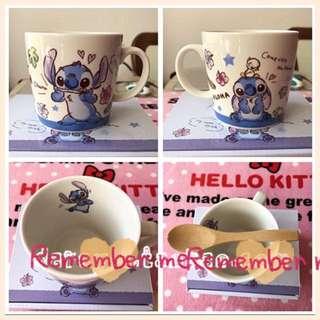 日本正品史迪仔陶瓷水杯(包郵)