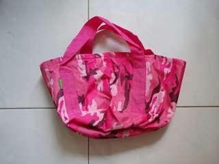 迷彩印花尼龍袋  Camouflage nylon tote bag