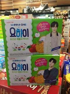 Wanna One Yohi 大盒裝