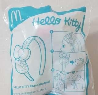 Mcdonalds Hello Kitty Hairband