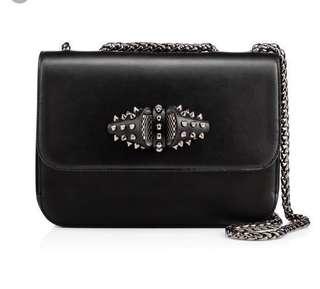 ‼️Christian Louboutin ‼️黑色袋。原價$23500。冇盒。冇塵袋。