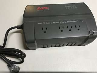Apc uninterupted power supply (ups)