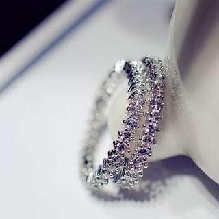 Ring ☺☺☺ earring # homemade bracelet bangle ring earring necklace diamond 耳環 頸鏈 腳鏈 手鏈 戒指 手鈪
