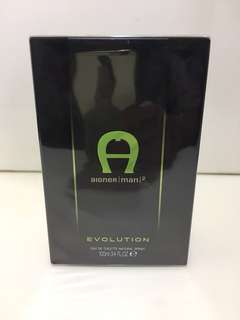 NEW!! Aigner EDT Man