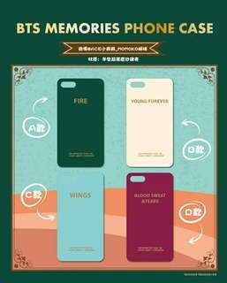 BTS手機殼
