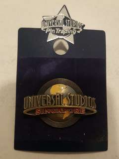 Universal Studios Pin