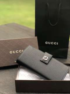 100% authentic NEW Gucci Ms GG wallet