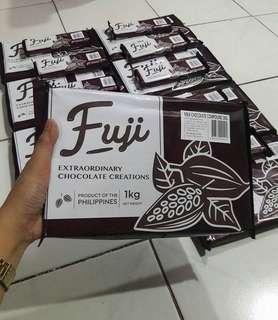 FUJI CHOCOLATE BAR 1KG