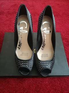 Size 7 ladies new formal black heels