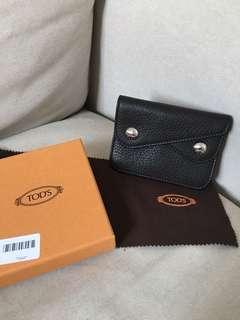 🈹Tods cardholder/coins bag