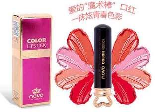 Novo Cosmetics Waterproof Color Matte Lipstick