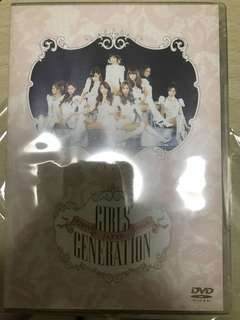 Girls' Generation 少女時代 SNSD FIRST JAPAN TOUR DVD 日本版
