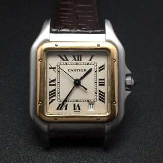 SOLD-      Cartier Panthère Lady's Midsized Watch