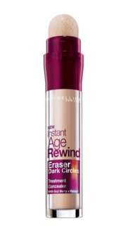 Maybelline Instant Age Rewind Eraser Dark Circle Treatment Concealer (130 Medium)