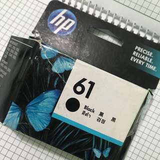 HP ink cartridge 61