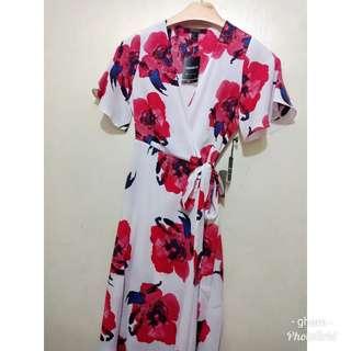 Forever21 wrap dress