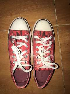 Authentic Converse limited design