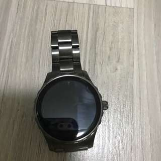 Fossil 智能手錶 Qfounder 2