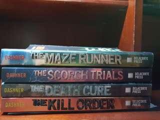 Maze runner series