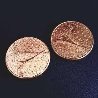Malaysia Coins