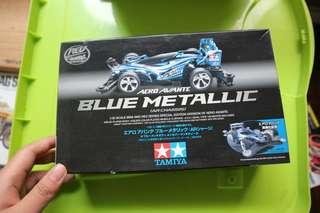 Tamiya Aero Avante Blue Metallic