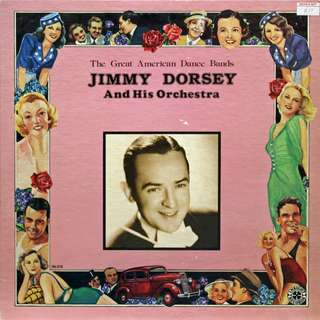 jimmy dorsey Vinyl LP used, 12-inch, may or may not have fine scratches, but playable. NO REFUND. Collect Bedok or The ADELPHI.
