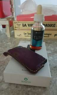 Paket All in Suorin Air + Liquid Air TSTY bonus Leather cover for Suorin