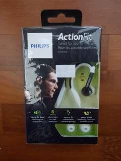 Philips ActionFit SHQ3200 (White) - [BNIB]