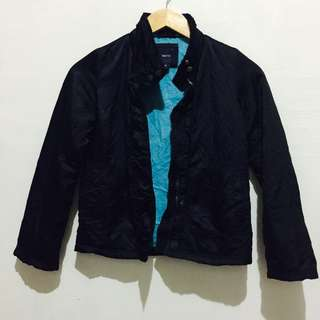 GAP KIDS BLACK WATERPROOF JACKET 8