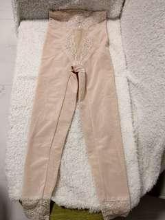 日本BonLuxe葆露絲細碼長朿衣褲