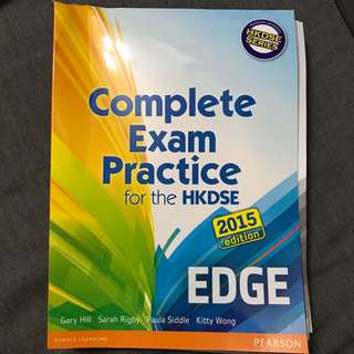 Peason Complete Exam Practice for the HKDSE
