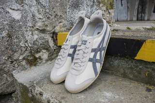 Authentic Onitsuka Tiger Mexico 66 Birch/Carbon