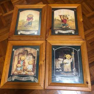 Teddy Bear Frames