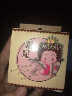 Dodora Stocking Cream