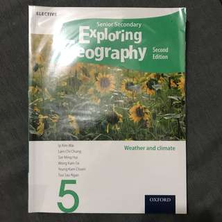 Weather and Climate Oxford Senior Secondary Exploring Geography 2nd edition